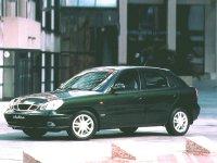 Daewoo Nubira, J150/J190 [рестайлинг], Хетчбэк, 1999–2004