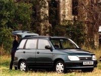 Daihatsu Gran Move, 1 поколение [рестайлинг], Минивэн, 1999–2002