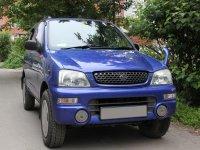Daihatsu Terios, 1 поколение, Kid кроссовер 5-дв., 1997–2000