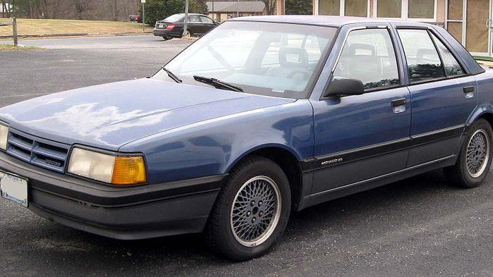 Dodge Monaco седан, 1990–1993, 4 поколение - отзывы, фото и характеристики на Car.ru