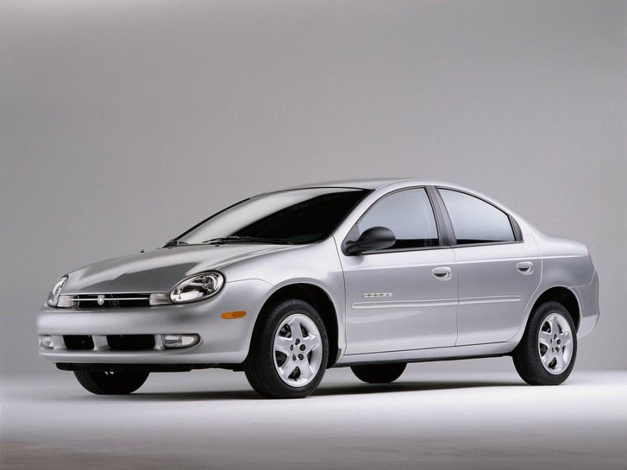 Dodge Neon седан, 1999–2014, 2 поколение - отзывы, фото и характеристики на Car.ru