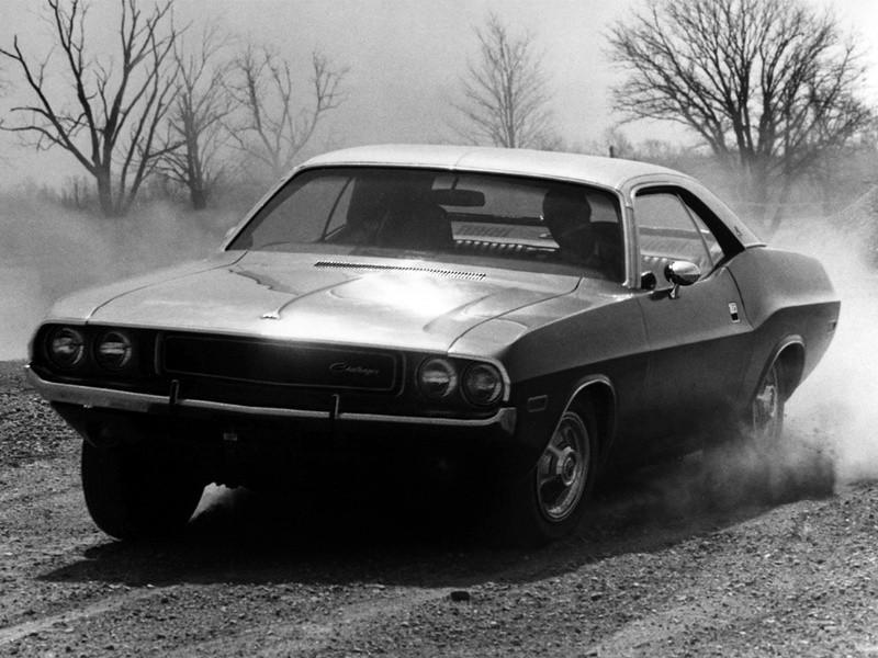 Dodge Challenger купе 2-дв., 1970, 1 поколение - отзывы, фото и характеристики на Car.ru