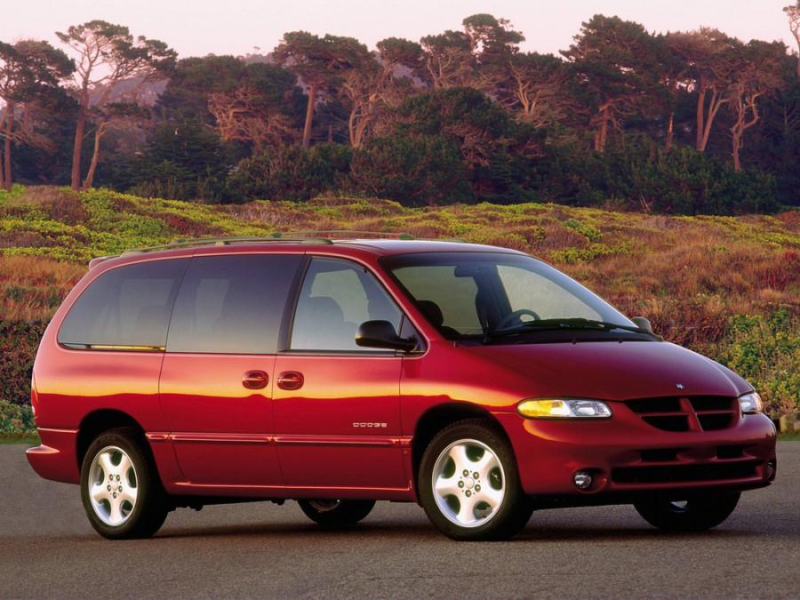 Dodge Caravan Grand минивэн 5-дв., 1995–2001, 3 поколение - отзывы, фото и характеристики на Car.ru