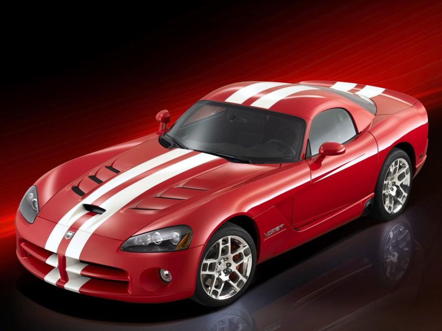 Dodge Viper купе, 2008–2010, 4 поколение - отзывы, фото и характеристики на Car.ru
