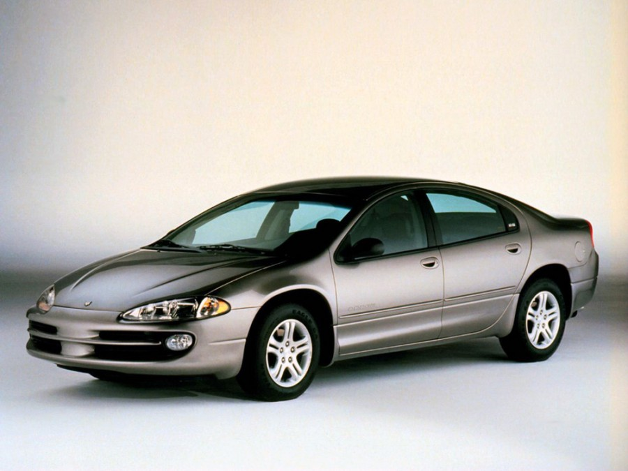 Dodge Intrepid седан, 1998–2004, 2 поколение - отзывы, фото и характеристики на Car.ru