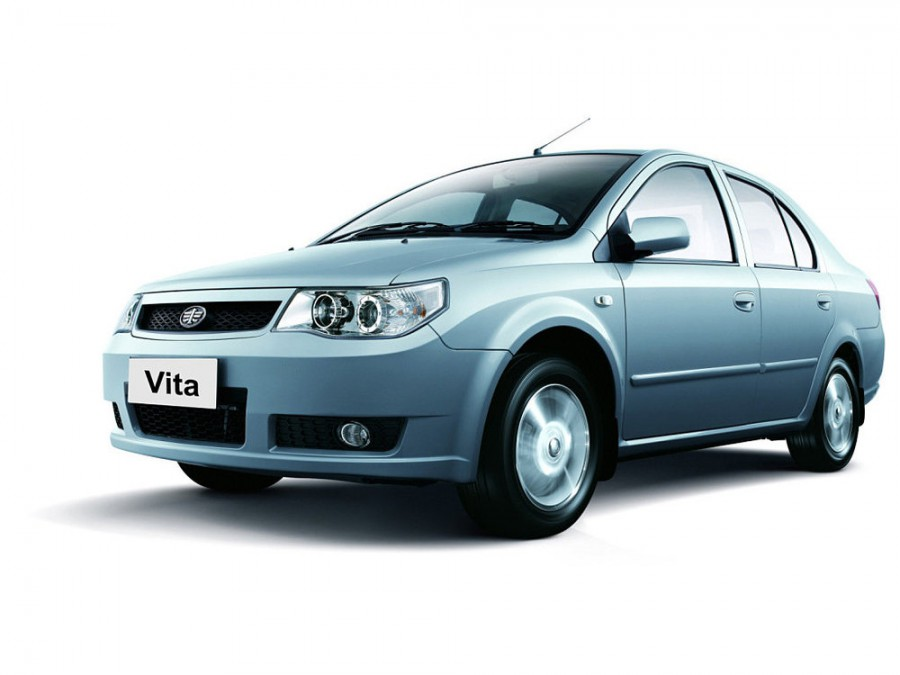 Faw Vita седан, 2006–2016, 2 поколение - отзывы, фото и характеристики на Car.ru