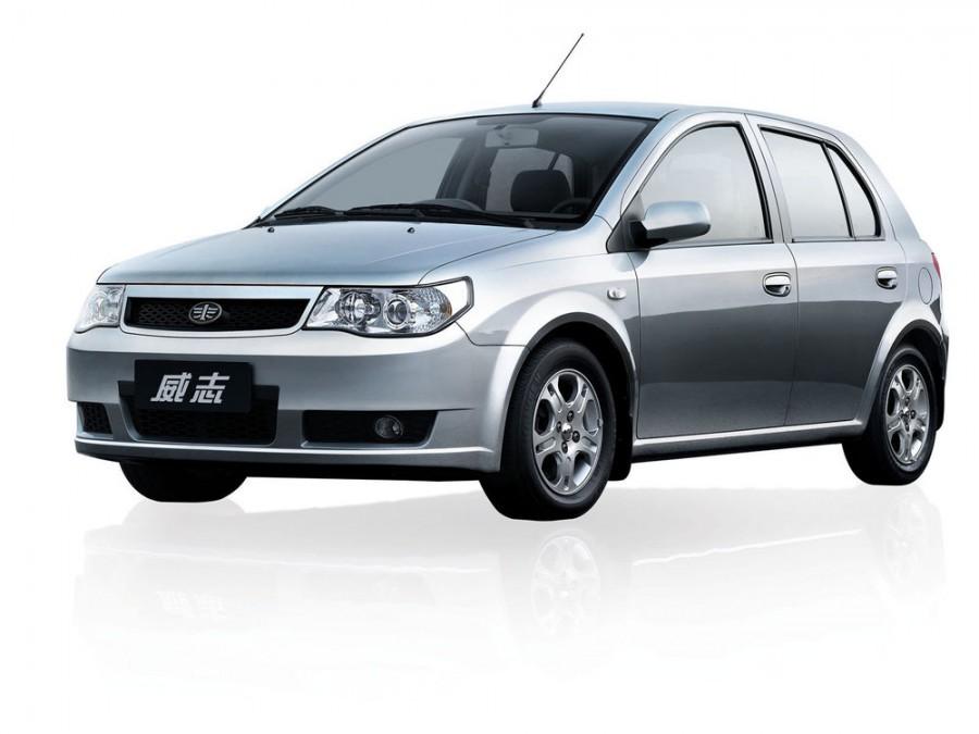 Faw Vita хетчбэк, 2006–2016, 2 поколение - отзывы, фото и характеристики на Car.ru