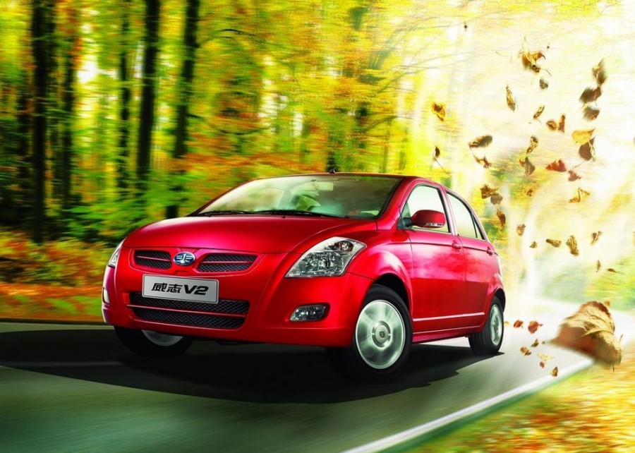 Faw V2 хетчбэк, 2010–2014, 1 поколение - отзывы, фото и характеристики на Car.ru