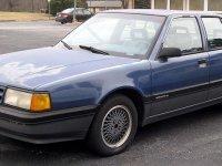 Dodge Monaco, 4 поколение, Седан, 1990–1993