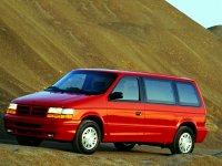 Dodge Caravan, 2 поколение, Grand минивэн 4-дв., 1990–1995