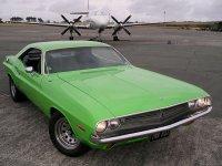 Dodge Challenger, 1971, 1 поколение [рестайлинг], Хардтоп