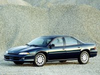 Dodge Intrepid, 1 поколение, Седан, 1992–1998