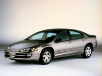 Dodge Intrepid, 2 поколение, Седан, 1998–2004