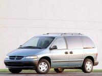 Dodge Caravan, 3 поколение, Минивэн 5-дв., 1995–2001
