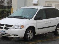 Dodge Caravan, 4 поколение, Минивэн 5-дв., 2001–2014