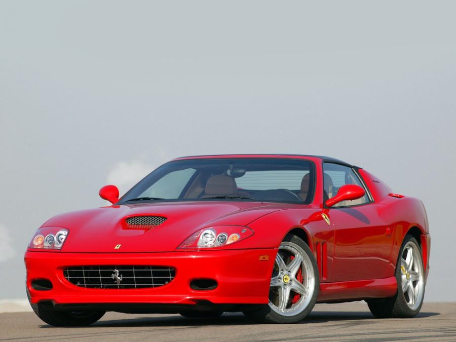 Ferrari 575 Superamerica кабриолет, 2002–2006, 1 поколение - отзывы, фото и характеристики на Car.ru