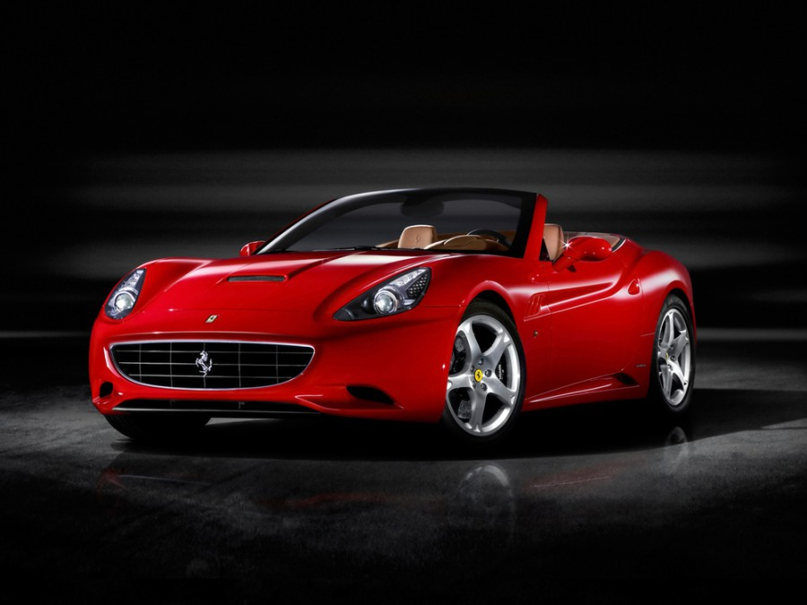 Ferrari California кабриолет, 2008–2014, 1 поколение - отзывы, фото и характеристики на Car.ru