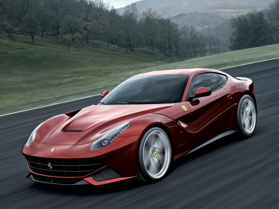 Ferrari F12berlinetta купе, 2012–2016, 1 поколение - отзывы, фото и характеристики на Car.ru