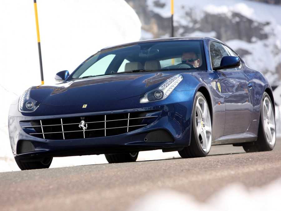 Ferrari FF купе, 2011–2016, 1 поколение - отзывы, фото и характеристики на Car.ru