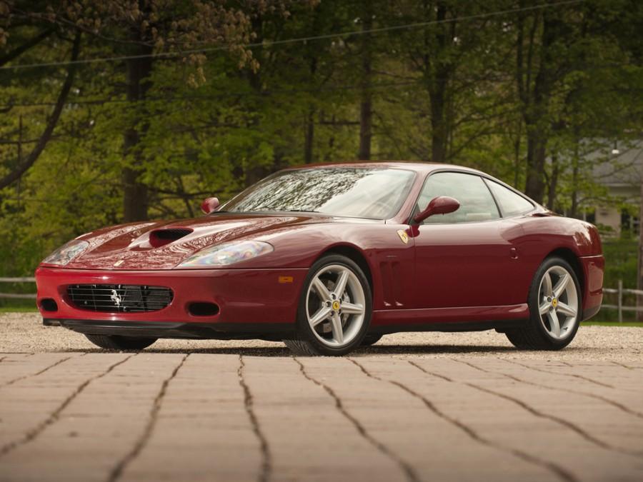 Ferrari 575 M Maranello купе, 2002–2006, 1 поколение - отзывы, фото и характеристики на Car.ru