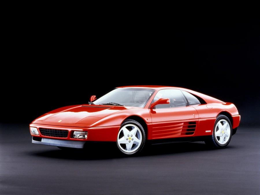 Ferrari 348 TB купе, 1989–1993, 1 поколение - отзывы, фото и характеристики на Car.ru
