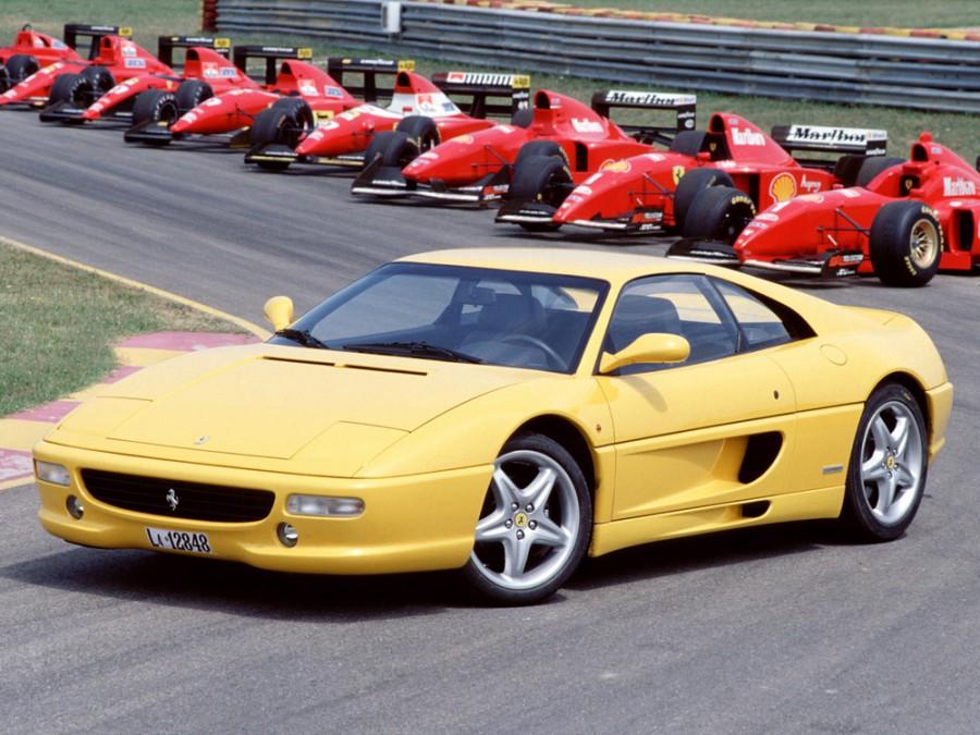 Ferrari F355 Berlinetta купе, 1994–1999, 1 поколение - отзывы, фото и характеристики на Car.ru