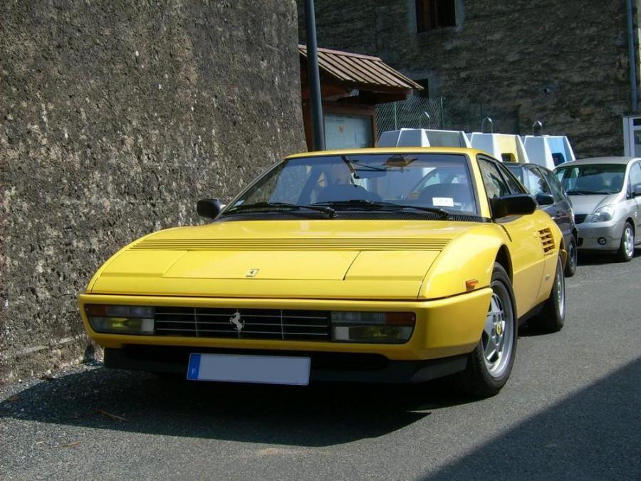 Ferrari Mondial купе, 1989–1993, T - отзывы, фото и характеристики на Car.ru