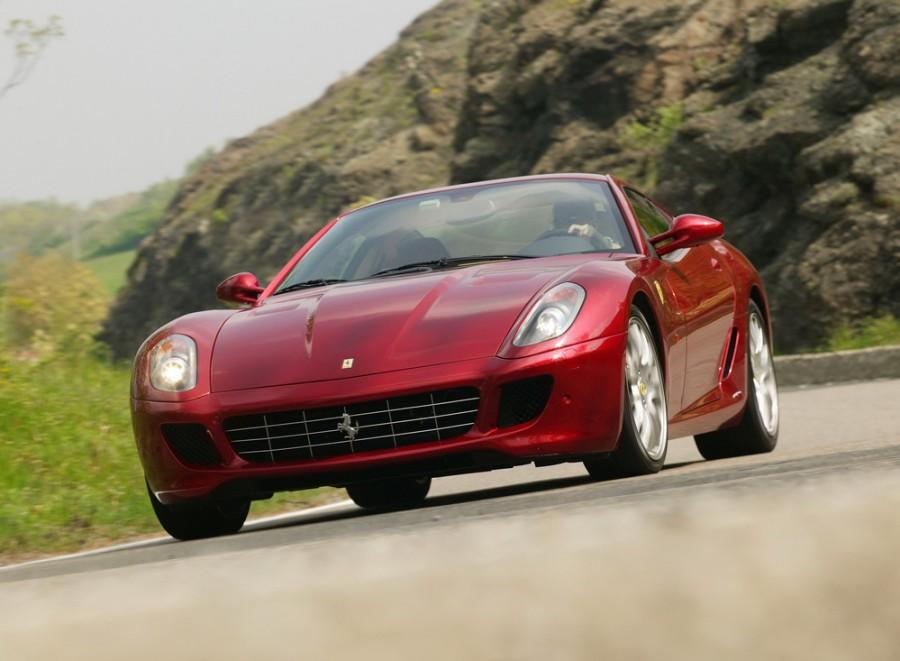 Ferrari 599 GTB Fiorano купе 2-дв., 2006–2012, 1 поколение - отзывы, фото и характеристики на Car.ru