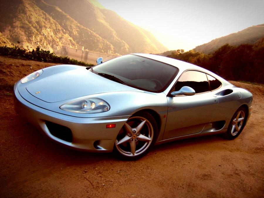 Ferrari 360 Modena купе, 1999–2004, 1 поколение - отзывы, фото и характеристики на Car.ru