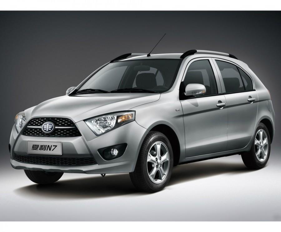 Faw Xiali N7 хетчбэк, 1 поколение - отзывы, фото и характеристики на Car.ru
