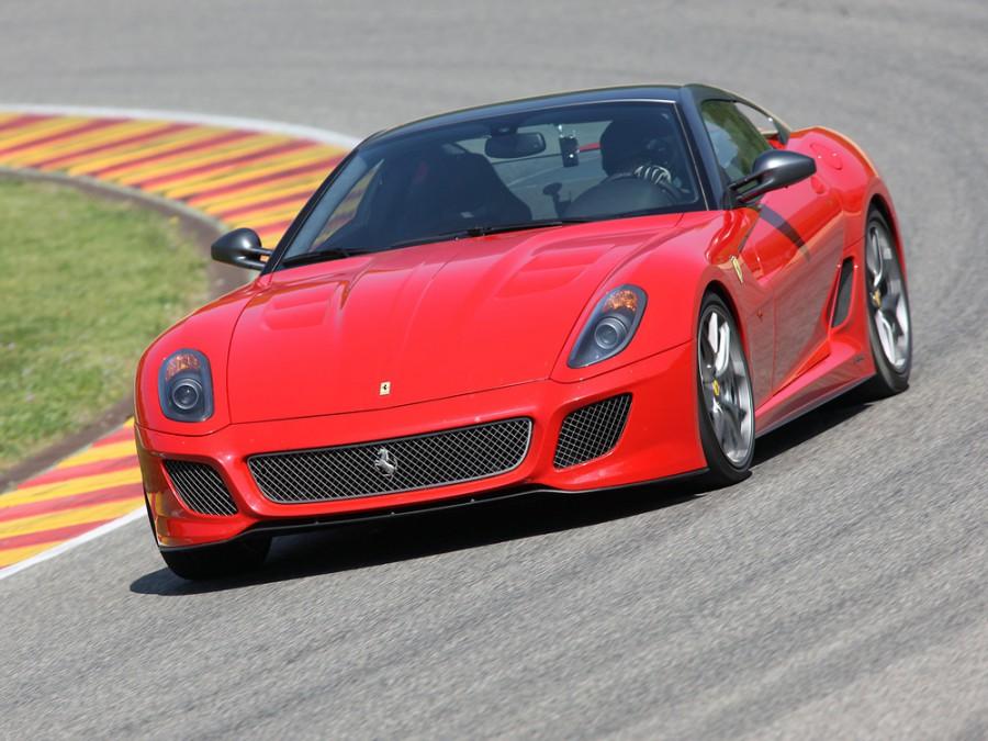 Ferrari 599 GTO купе 2-дв., 2006–2012, 1 поколение - отзывы, фото и характеристики на Car.ru