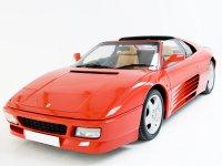 Ferrari 348, 1 поколение, Ts тарга, 1989–1993