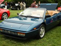 Ferrari Mondial, T, Кабриолет, 1989–1993