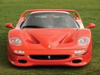 Ferrari F50, 1 поколение, Купе, 1995–1997