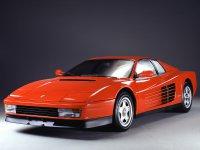 Ferrari Testarossa, 1 поколение, Купе, 1984–1991