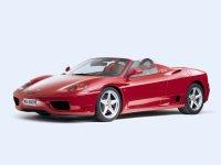 Ferrari 360, 1 поколение, Spider родстер, 1999–2004