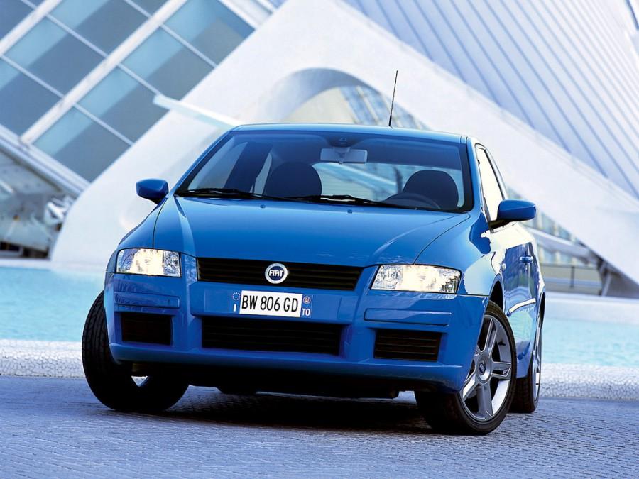 Fiat Stilo хетчбэк 3-дв., 2001–2010, 1 поколение - отзывы, фото и характеристики на Car.ru