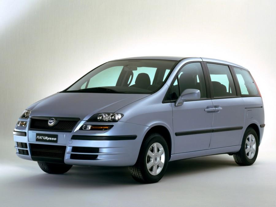 Fiat Ulysse минивэн, 2002–2010, 2 поколение - отзывы, фото и характеристики на Car.ru