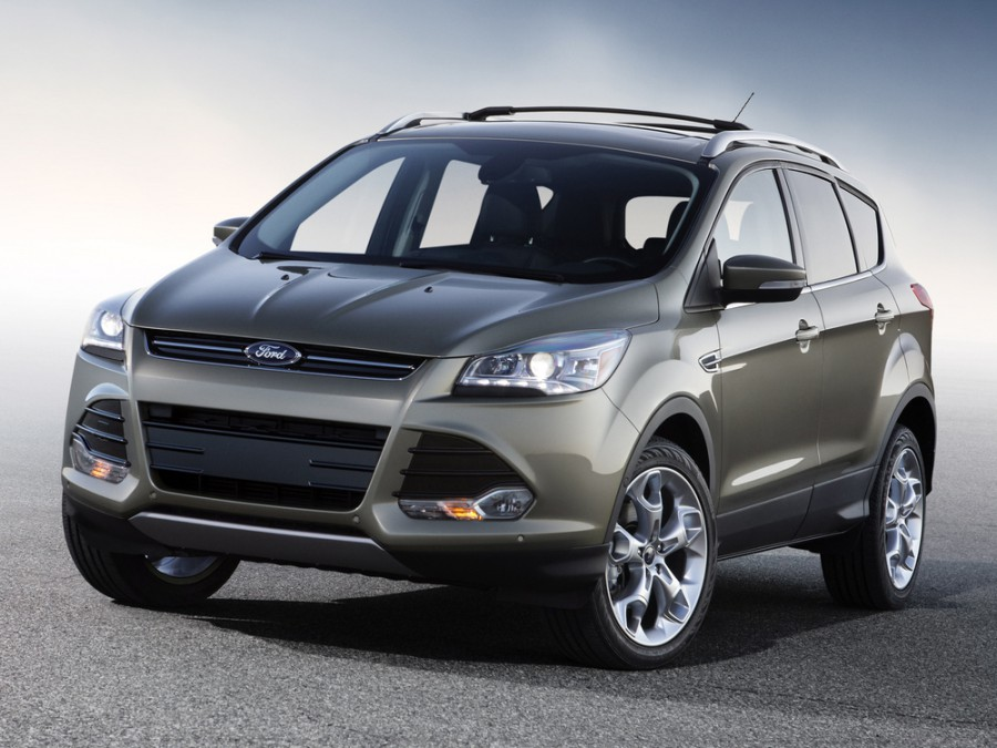 Ford Escape кроссовер, 2012–2016, 3 поколение - отзывы, фото и характеристики на Car.ru
