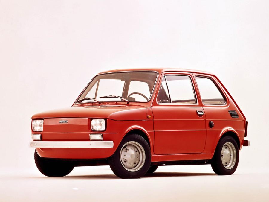 Fiat 126 хетчбэк, 1972–1977, 1 поколение - отзывы, фото и характеристики на Car.ru