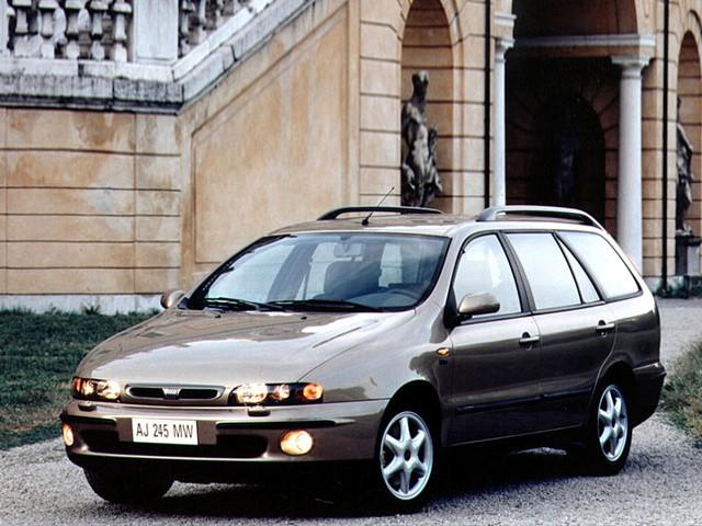 Fiat Marea универсал, 1996–2001, 1 поколение - отзывы, фото и характеристики на Car.ru