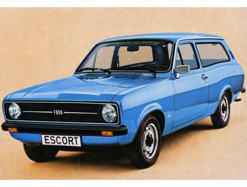 Ford Escort универсал, 1974–1980, 2 поколение - отзывы, фото и характеристики на Car.ru
