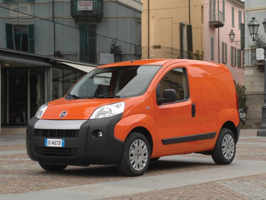 Fiat Fiorino Adventure фургон, 2008–2010, 3 поколение - отзывы, фото и характеристики на Car.ru