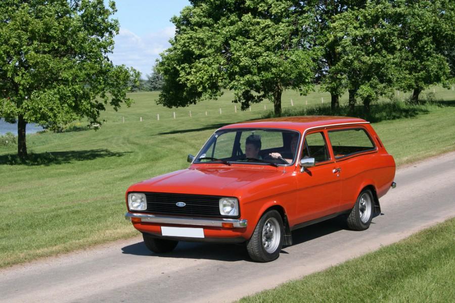Ford Escort универсал, 1978–1981, 2 поколение [рестайлинг] - отзывы, фото и характеристики на Car.ru