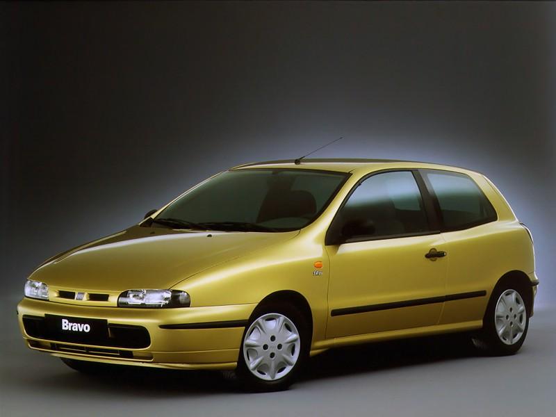 Fiat Bravo хетчбэк 3-дв., 1995–2001, 1 поколение - отзывы, фото и характеристики на Car.ru