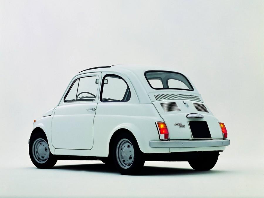 Fiat 500 хетчбэк, 1957–1975, 1 поколение - отзывы, фото и характеристики на Car.ru