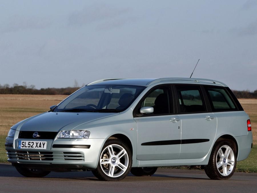 Fiat Stilo универсал, 2001–2010, 1 поколение - отзывы, фото и характеристики на Car.ru