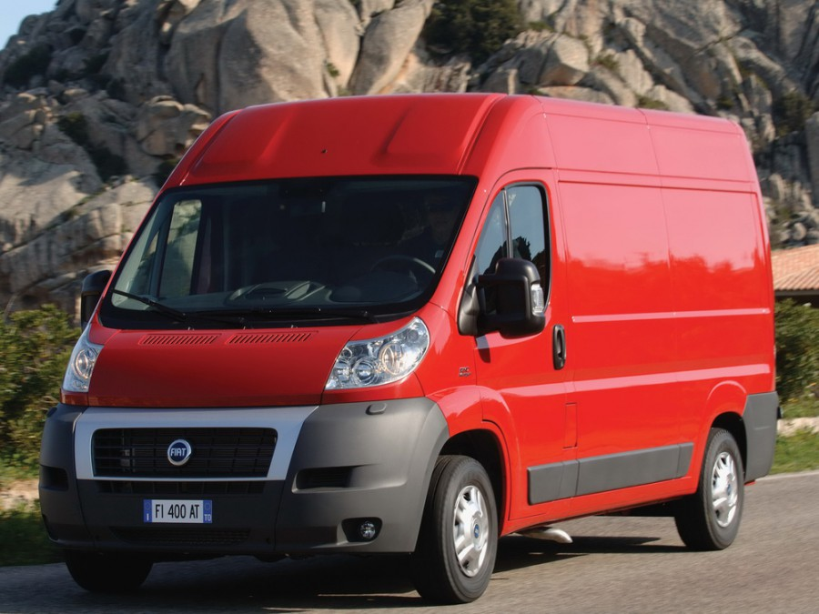 Fiat Ducato фургон, 2006–2014, 3 поколение - отзывы, фото и характеристики на Car.ru