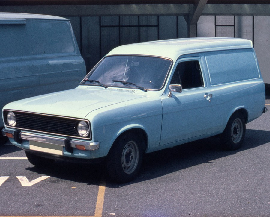 Ford Escort фургон, 1974–1980, 2 поколение - отзывы, фото и характеристики на Car.ru