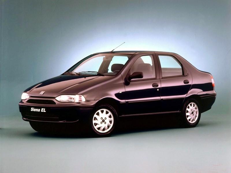 Fiat Siena седан, 1997–2001, 1 поколение - отзывы, фото и характеристики на Car.ru